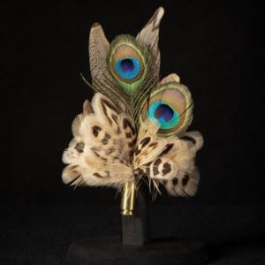 Medium Feather Brooch/Hat Pins
